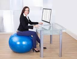 Physio Ball Chair Base by Furniture Cozy Gaiam Balance Ball Chair For Home Furniture Ideas
