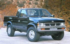 1996 NISSAN TRUCK - 1600px Image #1