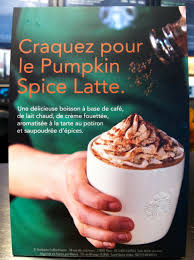 When Are Pumpkin Spice Lattes At Starbucks by Pumpkin Spice U2013 Je Parle Américain