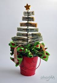 Easy Quick Christmas Money Tree Phar Ma With Gifts