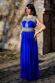 robe de soirée orientale moderne