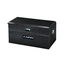 Lund 36 In. Flush Mount Truck Tool Box, Black | Pinterest | Truck ...