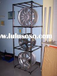 Wheel Display Stand Manufacturers In LuLuSoSo