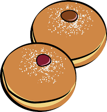 611x640 Donut clip art chocolate nut