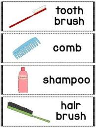 Hygiene Words Great For A Pocket Chart Word Wall Or Flash Cards