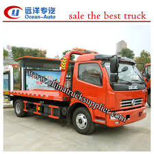 100 Tow Truck Prices Dongfeng Tow Truck 4TONtow Vehicle Supplierrecovery Vehicle