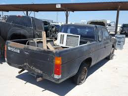 1991 Nissan Truck King - Front End Damage - 1N6SD16S3MC413849 (Sold)