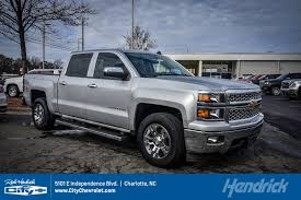100 Used Trucks For Sale In Charlotte Nc PreOwned 2014 Chevrolet Silverado 1500 LT