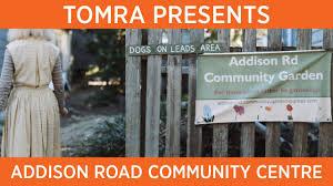 100 Addison Rd TOMRA Presents Road Community Centre
