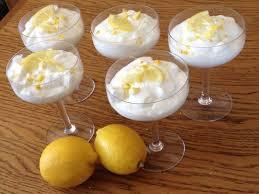 dessert aux oeufs rapide mousse au citron et au mascarpone 80g de sucre est 2 blancs d