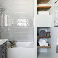 1 Premium Mid Sized Contemporary Storage Bath Ideas House In 2018 ... White Tile Bathroom Ideas Pinterest Tile Bathroom Tiles Our Best Subway Ideas Better Homes Gardens And Photos With Marble Grey Grey Subway Tiles Traditional For Small Bathrooms Accent In Shower Fresh Creative Decoration Light Grout Dark Gray Black Vanities Lovable Along All As