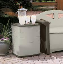 Keter Glenwood 390 Litre Deck Box by Deck Storage Cabinet Kitchen Backsplash Ideas With White