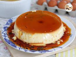 flan aux œufs vanille recette recette dessert très facile et
