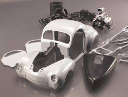 1:18 Scale 1940 Willys Diecast Model Kit A1800904K - Free Shipping ...