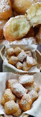 beignets recipe ponchiki recipe beignets recipes and donuts