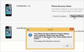 Tutorial on Resetting iPhone without Apple ID ios data recovery