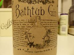 Bathtub Gin Burlesque Time by Bathtub Gin Menu Tubethevote
