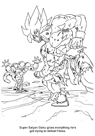 Facil Dibujos Para Goku Dibujar De