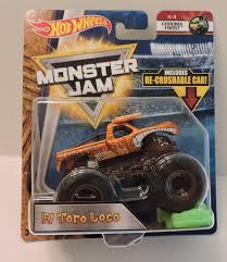 100 El Toro Monster Truck 2018 MONSTER JAM SERIES MONSTER TRUCK EL TORO LOCO 164 CHROMA
