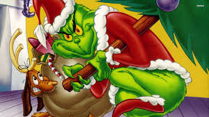 The Grinch Christmas Tree Quotes by Grinch Desktop Wallpapers Group 50