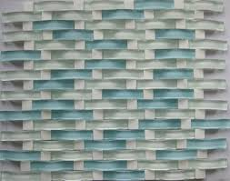 Menards Mosaic Glass Tile by Marble Discount Infinity Glass And Stone Weave Pattern Random