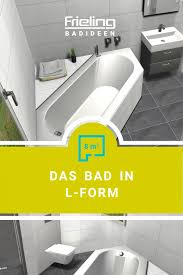 das bad in l form 8 qm badewanne große dusche baden