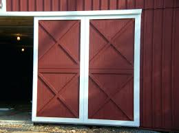 Overhead Barn Doors Game Day In The Man Cave Yard Great Country ... Timber Frame Building Sliding Door Handles Rw Hdware Double Doors Exterior Examples Ideas Pictures Megarct Splash Up Your Space This Summer Real Barn Bottom Guide Tguide Youtube Rolling Track Lowes Everbilt Must See Howtos Modern Industrial Convert Current Door To A Barn Top John Robinson House Decor Entrancing 40 Red Decorating Inspiration Of Saudireiki The Store Offers Fully Customizable Or Pre