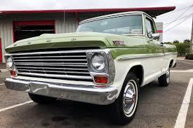 100 1967 Ford Truck Parts F100 Hot Rods Custom Stuff Inc