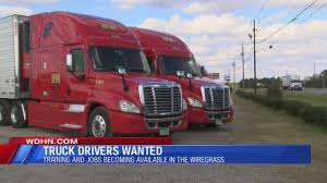 100 Truck Drivers Wanted Demand For More Truck Drivers Across The US Continues To Grows