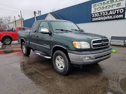 100 2000 Trucks For Sale TOYOTA TUNDRA SR5 For Sale In Akron Zombie Johns Used