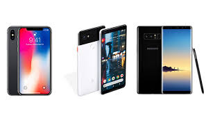Which Should You Get Iphone X Google Pixel 2 XL Samsung