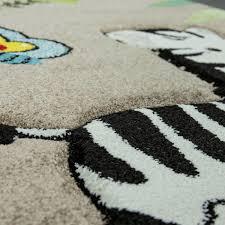 Zebra Pattern Rooms