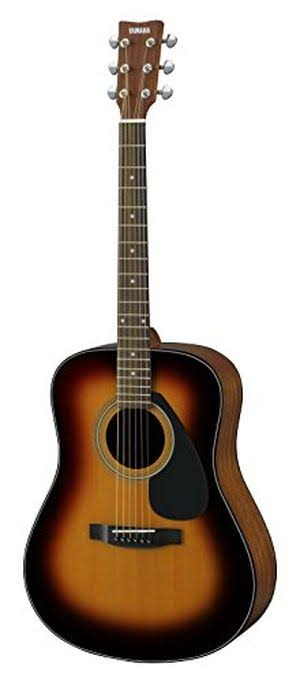 Yamaha Dreadnought Acoustic Guitar - Tobacco Brown Sunburst