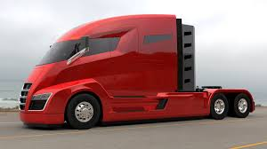 100 Weight Of A Semi Truck The Tesla Electric Will Use Colossal Battery