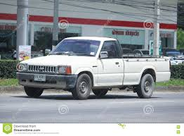 100 Truck Courier Private Pick Up Old Ford Editorial Photo Image Of