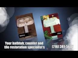 tub and tile resurfacing bathtub refinishing buffalo ny 716