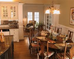 French Country Kitchen Leslie Newpher Interiors