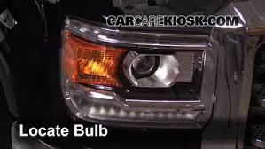 headlight change 2014 2016 gmc 2500 hd 2015 gmc