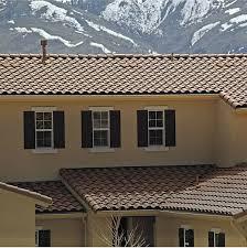 low profile ventilation for tiled roofs homebuilding