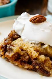 Pecan Pie Cake Spicy Southern Kitchen