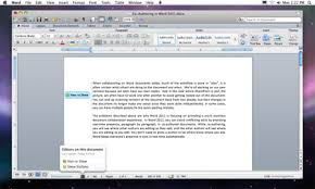 Microsoft shows off fice for Mac 2011 Software News HEXUS