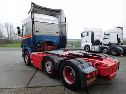 SCANIA G 480 / RETARDER / 6X2 / HIGHLINE Tractor Units For Sale ...