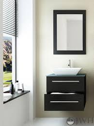 Small Modern Bathroom Vanity by Small Modern Bathroom Remodel Before U0026 After Paperblog