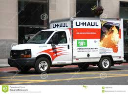 100 Uhaul Truck Rental Nyc UHaul Editorial Photo Image Of American Moving Rental 123010616