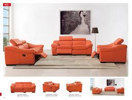 Living Room Furniture Sets Walmart by Living Room Furniture Contemporary Sofa W Recliner Living Room