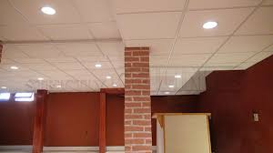 Drop Ceiling Tiles 2x4 White by Mid Range Drop Ceiling Tiles Designs 2x2 U0026 2x4 Affordable