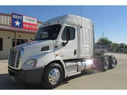 2013 FREIGHTLINER CASCADIA, Rhome TX - 5004940655 ...