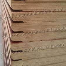 100 Shipping Container Flooring Container Bamboo Flooring OBM Plywood CoLtd