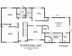 100 Floor Plans For Split Level Homes Entry Ranch House New 1950s House For