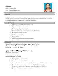Captivating International Resume Format Download In Free Templates Standard Sample